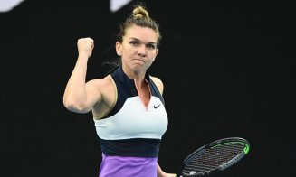 Simona Halep, calificare la pas în optimile Australian Open