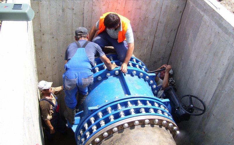 Apahida va beneficia de o apă potabilă mai de calitate. Investiție de 1,5 milioane lei